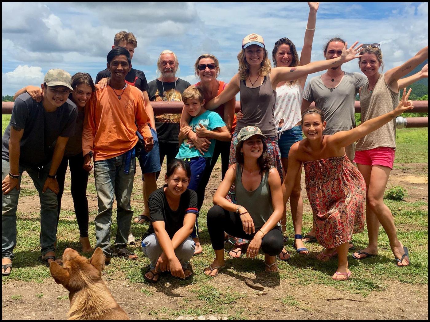 Volontariat au Laos, mon expérience