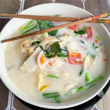 Riz sauté ou fried rice : Recette Thaïlandaise