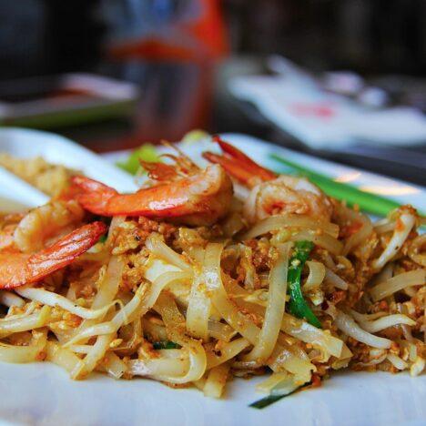 Purée de courge : Recette Thaïlandaise